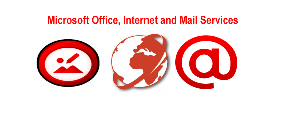 Proficiency in the use of Microsoft Office, the internet and Email       							Services